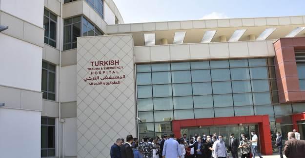 Cumhurbaşkanı Erdoğan'dan Lübnan'daki Türk Hastanesini Açma Talimatı
