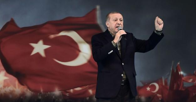 Cumhurbaşkanı Erdoğan'dan Operasyon Mesajı