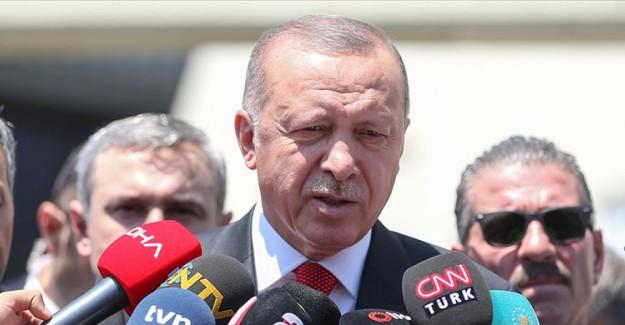 Cumhurbaşkanı Erdoğan'dan 'Soçi Mutabakatı' Resti