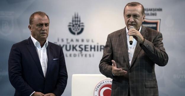 Cumhurbaşkanı Erdoğan'dan Terim Ve Albayrak'a Geçmiş Olsun Telefonu