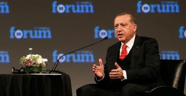 Cumhurbaşkanı Erdoğan'dan Uluslararası Medyaya Eleştiri