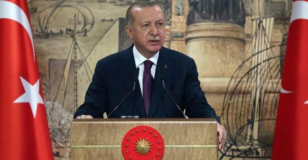 Cumhurbaşkanı Recep Tayyip Erdoğan Doğalgaz Müjdesiyle İlgili Paylaşım Yaptı