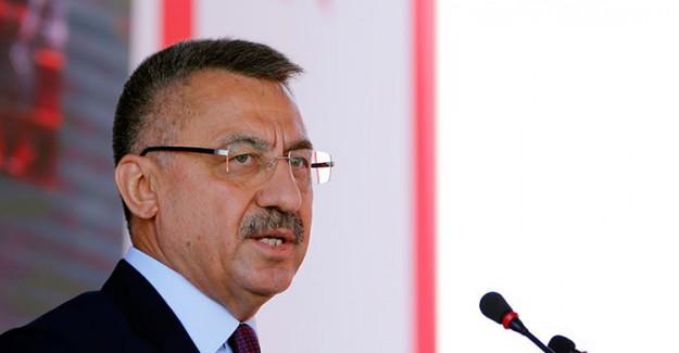 Cumhurbaşkanı Yardımcısı Oktay Arama Faaliyetleri Açıklaması Yaptı