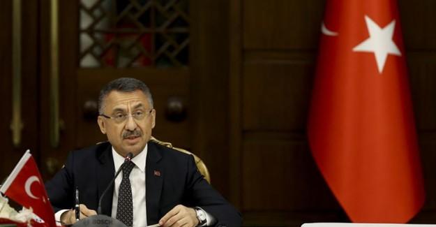 Cumhurbaşkanı Yardımcısı Oktay İtalya'da Türk Vatandaşları İle Buluştu