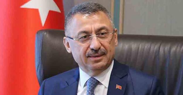 Cumhurbaşkanı Yardımcısı Oktay: Şimdi Sıra Fırat'ın Doğusunda