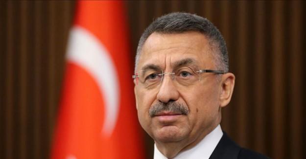 Cumhurbaşkanı Yardımcısı Oktay'dan Kanal İstanbul Açıklaması