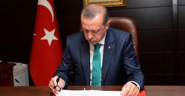 Cumhurbaşkanlığı Atama Kararı Resmi Gazete'de