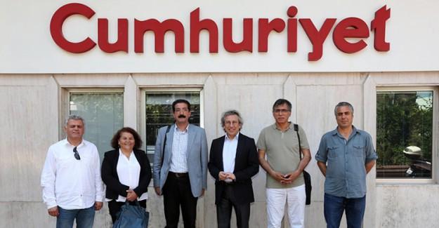 Cumhuriyet Gazetesi'nden Bir Skandal Daha!