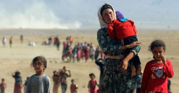 DEAŞ,50 Ezidi Kadını Öldürdüğünü Açıkladı
