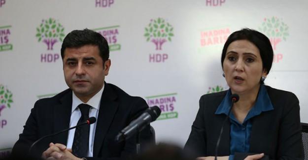 Demirtaş ve Yüksekdağ'a Tutuklama Kararı