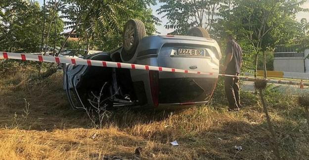 Denizli'de Trafik Kazası: 5 Kişi Yaralandı