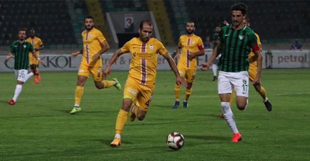 Denizlispor 3-0 Afyonspor Maç Özeti ve Golleri İzle