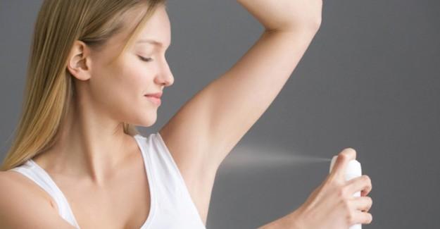 Deodorantlar Alzheimer Riskini Artırıyor