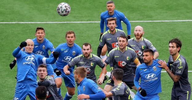 Devam Eden Belarus Ligi'nde Coronavirüs Krizi!