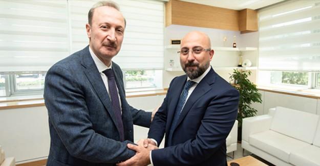 DHMİ Genel Müdürlük ve Yönetim Kurulu Başkanlığı'na Seçilen Hüseyin Keskin Koltuğu Devraldı