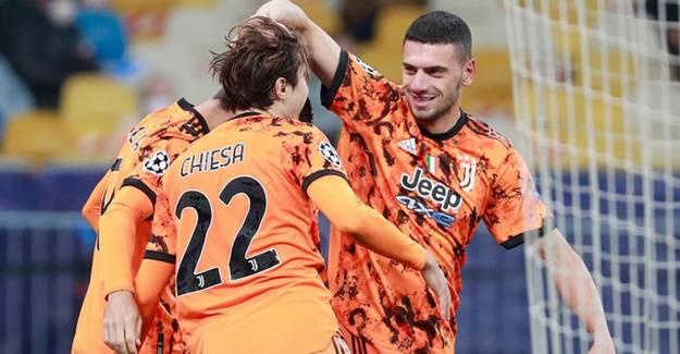 Dinamo Kiev 0 - 2 Juventus