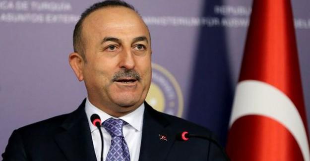 Dış İşleri Bakanı Mevlüt Çavuşoğlu; ''FETÖ'nün Kosova'da Barınmasını İstemeyiz''