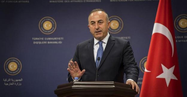 Dışişleri Bakan Çavuşoğlu: ABD ve Türk Askerleri Birlikte Güvenliği Sağlayacak