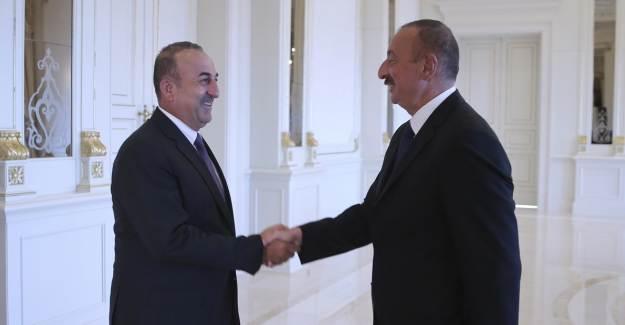 Dışişleri Bakanı Çavuşoğlu Azerbaycan'a Gitti!
