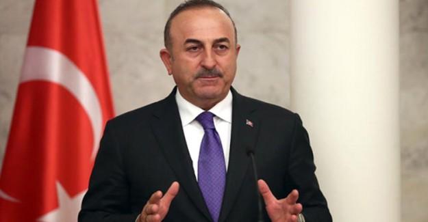 Dışişleri Bakanı Çavuşoğlu: Suriye'deki Güvenli Bölgenin Kontrolü Türkiye'de Olmalı