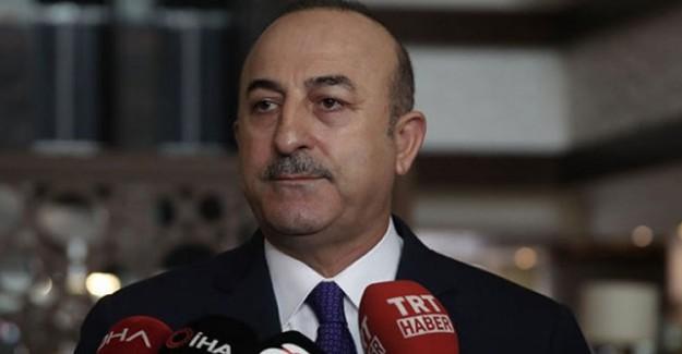 Dışişleri Bakanı Mevlüt Çavuşoğlu: AP'nin Kararı Venezuela'da İç Savaşa Neden Olur