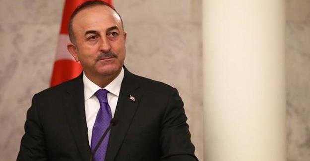 Dışişleri Bakanı Mevlüt Çavuşoğlu: Kıbrıs Etrafında Sondaja Başlıyoruz