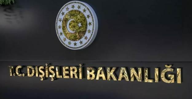 Dışişleri Bakanlığından Atatürk Heykeli Saldırısına Sert Tepki