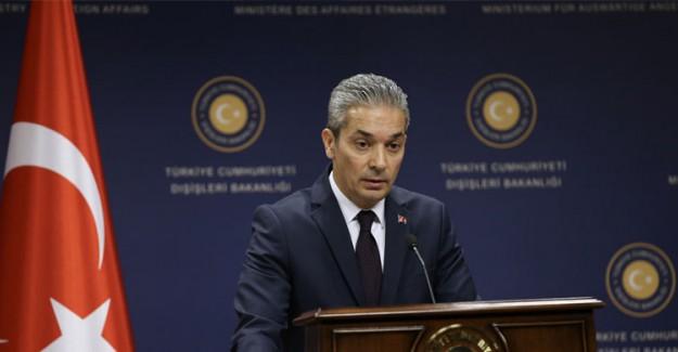 Dışişleri'nden Libya Açıklaması: Türkiye Ulusal Mutabakat Hükümeti'ni Desteklemeye Devam Edecek