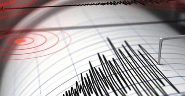 Diyabakır'da Korkutan Deprem!