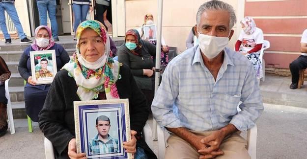 Diyarbakır Annelerinin Eylemine Bir Aile Daha Katıldı