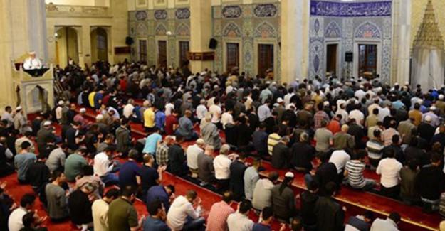 Afrin Duasını Duyan HDP'liler Camiyi Terk Etti