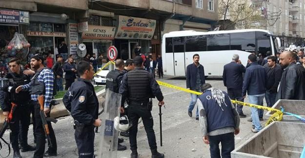Diyarbakır'da Patlama! 2 Çocuk Yaralandı
