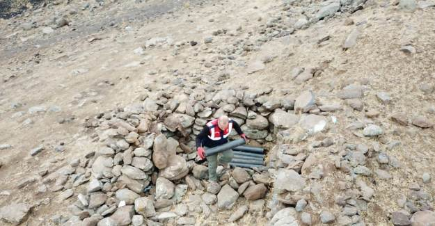 Diyarbakır'da PKK Mühimmatı Ele Geçirildi