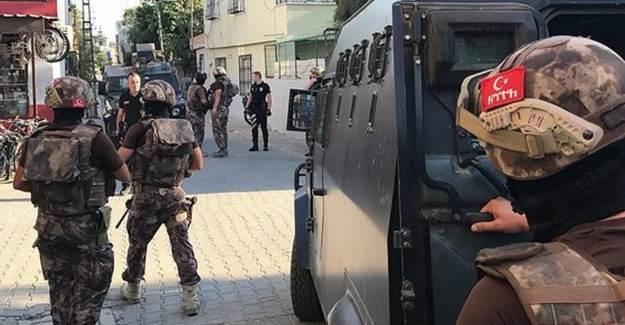 Diyarbakır'da PKK/KCK'lı 26 Öğretmene Gözaltı
