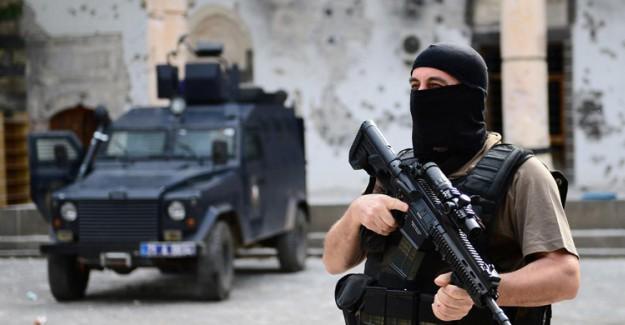 Diyarbakır'da Terör Örgütü PKK Operasyonu