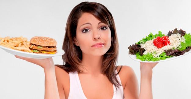 Diyetteyken Neden Hep Yemek Düşünürüz?