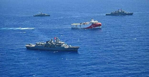 Doğu Akdeniz'de Savaş Çanları Çalıyor