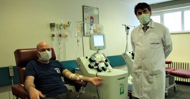 Doktor Kovid-19 Geçirenlere Seslendi: 'Yalvarıyorum Bağışçı Olun'