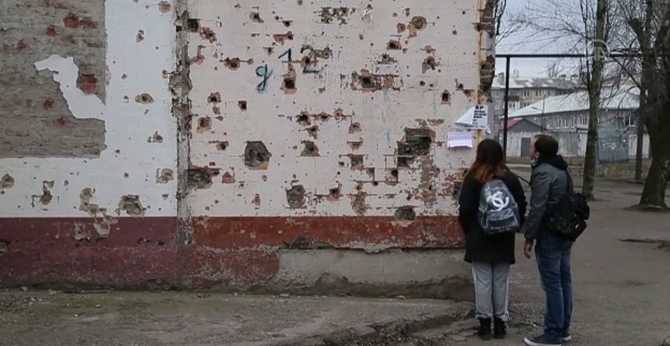 Donbas Halkı Gergin!