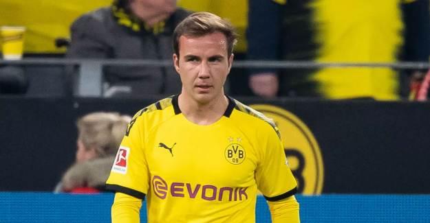 Dortmund, Mario Götze İle Yollarını Ayırıyor