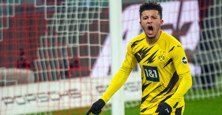 Dortmund Sancho İçin İndirime Gitmeyi Kabul Etti