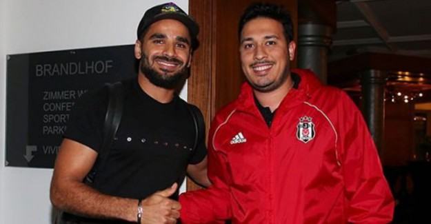 Douglas Beşiktaş ile İlk Antrenmanına Çıktı