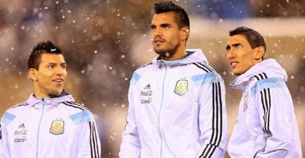 Dünya Kupası Öncesi Arjantin'de Şok Sakatlık!