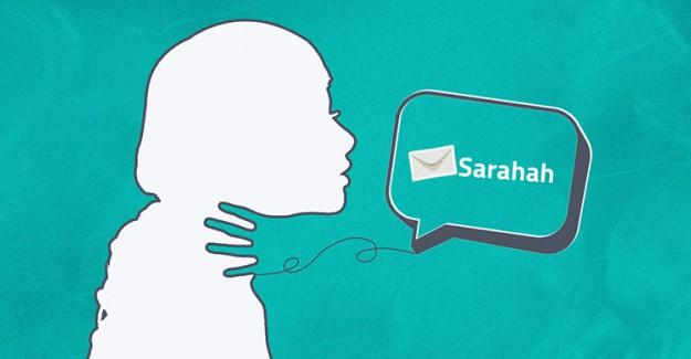 Dünyada Kaos Yaratan 'Sarahah' Uygulaması Türkiye'de