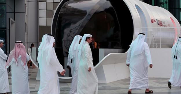 Dünyanın İlk Ticari Hyperloop İnşaatı 2019'da Abu Dabi'de Başlayacak