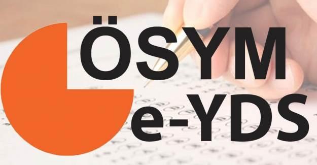 e- YDS Sınav Sonuçları Açıklandı mı?
