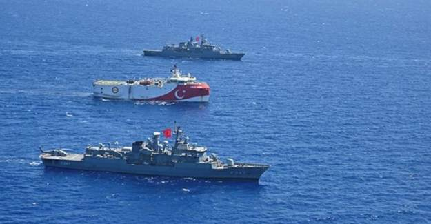 Ege Denizi'nde Karşılıklı NAVTEX!