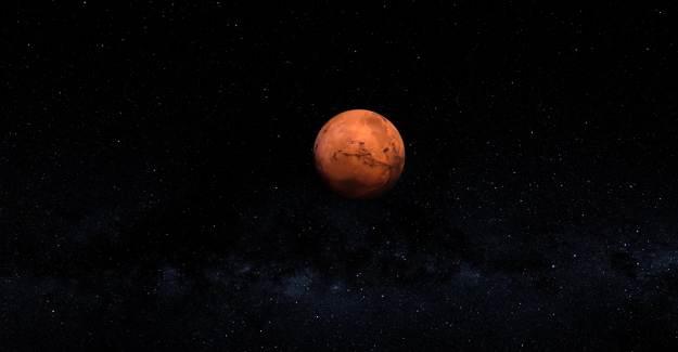 Ekim Ayı Boyunca Mars Dünyadan Görülecek