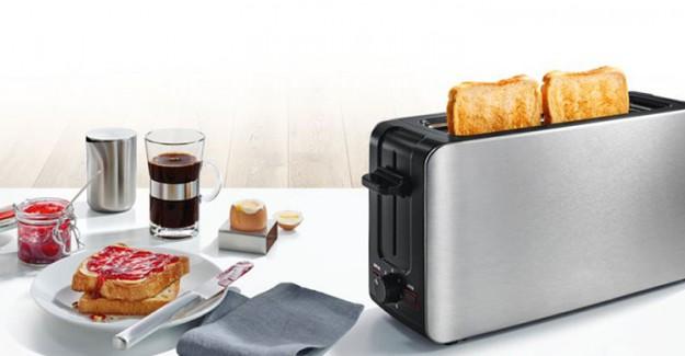 Ekmek Kızartma Makinesini Nasıl Temizlemek Gerekir?
