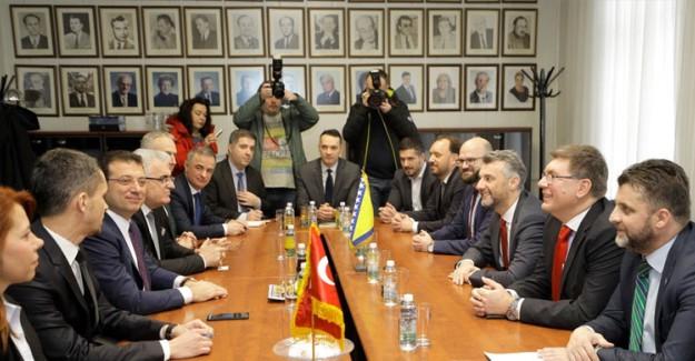 Ekrem İmamoğlu'na Bosna'da Büyük Şok! Kabul Etmediler
